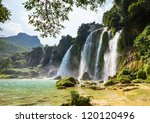 Ban Gioc   Detian Waterfall In...
