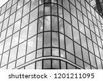 modern architecture design and... | Shutterstock . vector #1201211095