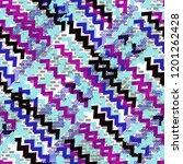 seamless pattern herringbone... | Shutterstock . vector #1201262428