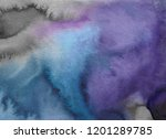 abstract watercolor background. ... | Shutterstock . vector #1201289785
