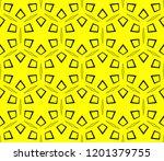 modern seamless geometric... | Shutterstock .eps vector #1201379755