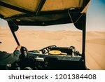 dune buggy in the deserts of...   Shutterstock . vector #1201384408