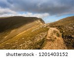 Walking Up Helvellyn In The...
