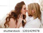 outspoken lovestory. date for...   Shutterstock . vector #1201429078