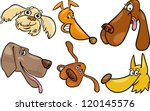 cartoon illustration of... | Shutterstock .eps vector #120145576