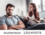 relationship problems.... | Shutterstock . vector #1201493578