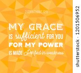 biblical phrase from 2...   Shutterstock .eps vector #1201506952