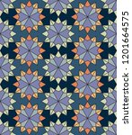 geometric seamless pattern....   Shutterstock .eps vector #1201664575