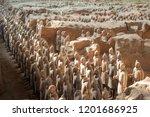 xi'an  china   dec 3 ... | Shutterstock . vector #1201686925