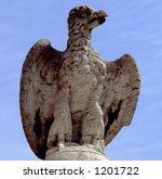 the big eagle | Shutterstock . vector #1201722