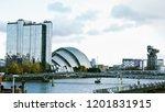 Glasgow  Scotland  Uk  Novembe...