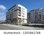 brasov  romania   october 4 ... | Shutterstock . vector #1201861768