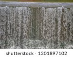 with over 150 waterfalls that... | Shutterstock . vector #1201897102