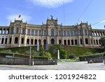 munich  bavaria germany  ... | Shutterstock . vector #1201924822