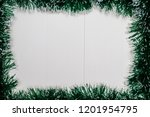 christmas and new year holiday... | Shutterstock . vector #1201954795