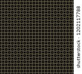 geometric figure line abstract... | Shutterstock .eps vector #1202117788
