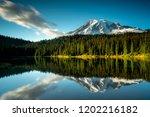 Gorgeous Mountain And...