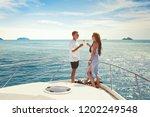 summer vacation travel ... | Shutterstock . vector #1202249548