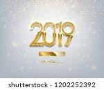 2019 new year loading luxury...   Shutterstock .eps vector #1202252392