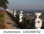 schloss johannisberg is a...   Shutterstock . vector #1202308732
