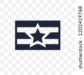 political flag transparent icon....   Shutterstock .eps vector #1202419768