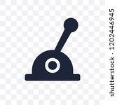 lever transparent icon. lever...   Shutterstock .eps vector #1202446945