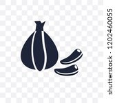 garlic transparent icon. garlic ...   Shutterstock .eps vector #1202460055