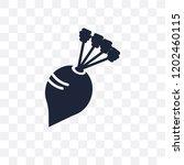 beet transparent icon. beet...   Shutterstock .eps vector #1202460115