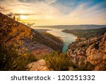 Beautiful View Of Gorges Du...