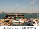 odessa  south of ukraine  the...   Shutterstock . vector #1202536255