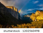Double Rainbow Over Tunnel Vie...