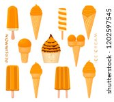 vector illustration for natural ... | Shutterstock .eps vector #1202597545