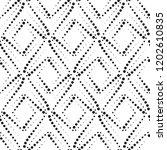 dot pattern  seamless... | Shutterstock .eps vector #1202610835
