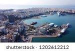 peiraias port  attica   greece  ...   Shutterstock . vector #1202612212
