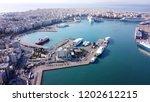 peiraias port  attica   greece  ...   Shutterstock . vector #1202612215