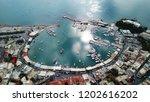 aerial drone bird's eye view...   Shutterstock . vector #1202616202