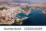 aerial drone bird's eye view...   Shutterstock . vector #1202616205