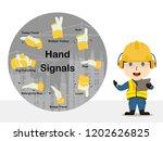 visual drawing of cartoon at... | Shutterstock .eps vector #1202626825