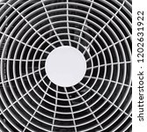close up image of condenser... | Shutterstock . vector #1202631922