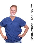 commercial health care woman   Shutterstock . vector #1202707795