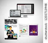template vector design ready...   Shutterstock .eps vector #1202713948