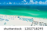 atlantic ocean. aerial view of... | Shutterstock . vector #1202718295