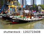 rotterdam  the netherlands  ...   Shutterstock . vector #1202723608