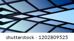 steel and glass. reworked close ... | Shutterstock . vector #1202809525