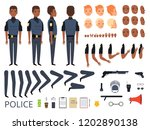police characters. detail...   Shutterstock .eps vector #1202890138