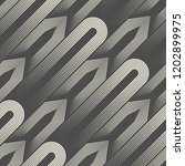 endless monochrome wallpaper....   Shutterstock .eps vector #1202899975