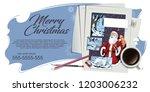 stock illustration. people in... | Shutterstock .eps vector #1203006232