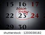 23 november 2018   day of the...   Shutterstock . vector #1203038182