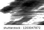 black and white grunge pattern... | Shutterstock . vector #1203047872