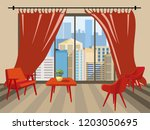 a vivid background with an... | Shutterstock .eps vector #1203050695
